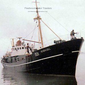 M.T. Acadia Gull