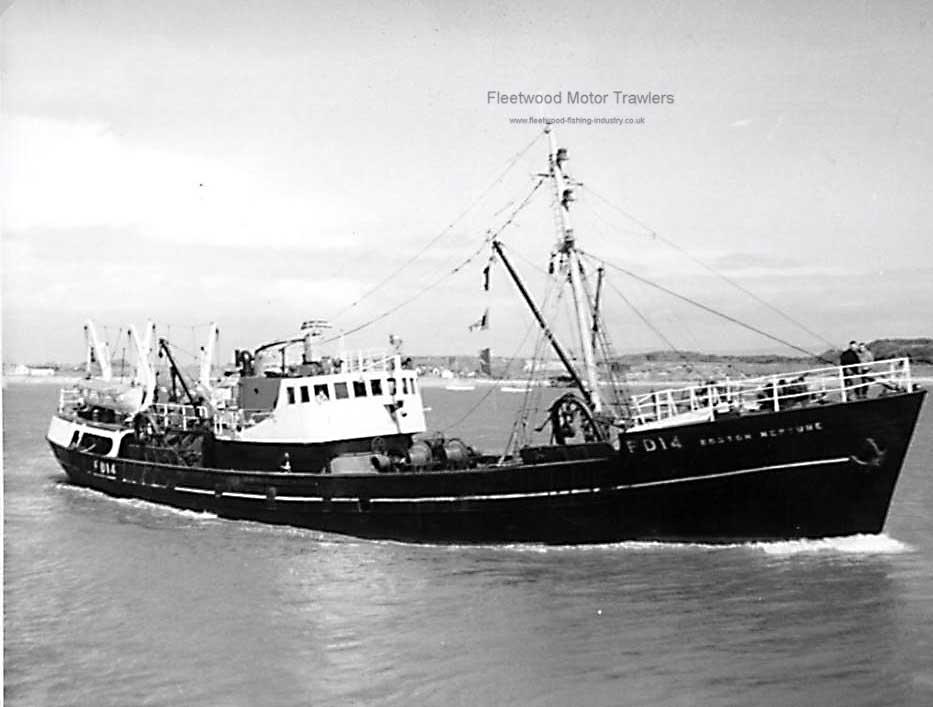 Boston deep sea fisheries fleetwood motor trawlers page 3 for Deep sea fishing boston