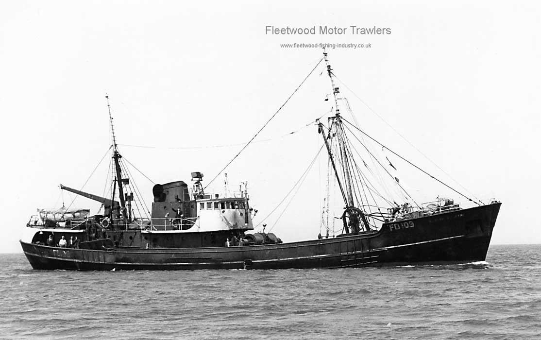 Boston deep sea fisheries fleetwood motor trawlers page 2 for Deep sea fishing boston