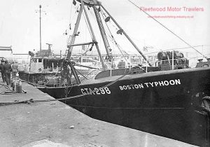 M.T. Boston Typhoon CTA298