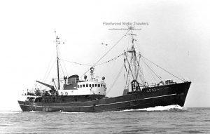 M.T. Captain Foley LO33