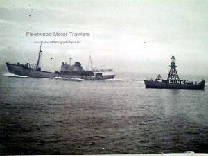M.T. Captain Hardy LO96