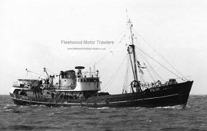 M.T. Hawfinch FD114