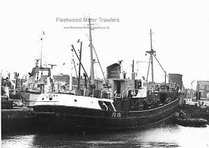 S.S.V. inverlochy FD161