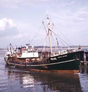 M.T. Boston Seafoam FD42