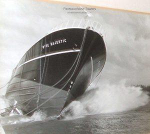 M.T. Wyre Majestic FD433