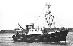 M.T. Wyre Victory FD181