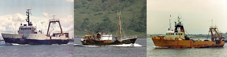 Fleetwood Motor Trawlers