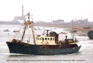 M.T. Admiral Hawke A520