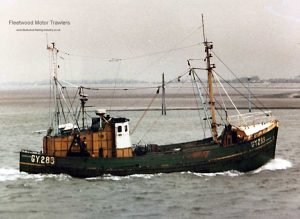 mfv Athabasca GY288