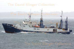 M.V. Seaway Endeavour