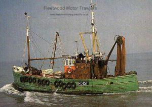 mfv Wyre Star FD151
