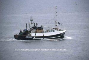 M.T. Artemis AH710