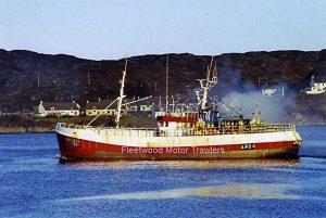 M.T. Ayr Queen A554