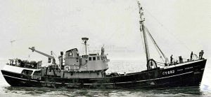 M.T. Ross Curlew GY692
