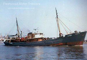 M.T. St Georges LT402