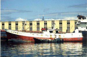 M.T. Pescafish II LT8