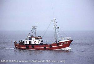 M.T. Eureka BA558